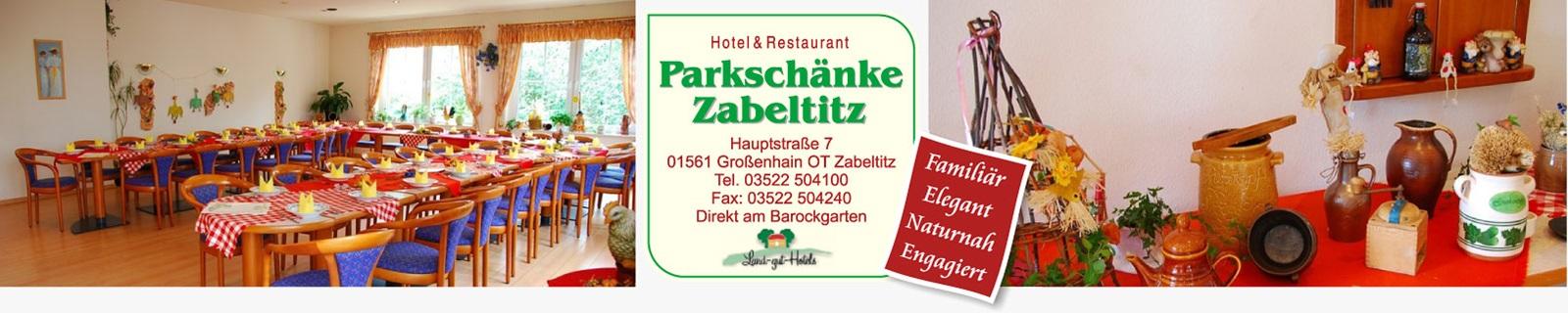 Das Hotel in der Röderaue mit Hochzeitssuite direkt am Barockgarten